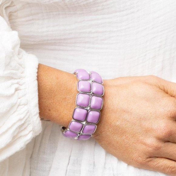 5/$25 Double The DIVA-ttitude - Purple